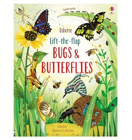 EDC Publishing Lift-the-Flap Q&A: Bugs & Butterflies