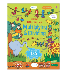 EDC Publishing Lift-the-Flap Q&A: Multiplying & Dividing