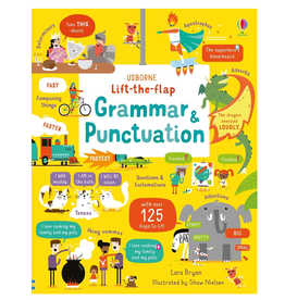 EDC Publishing Lift-the-Flap Q&A: Grammar & Punctuation