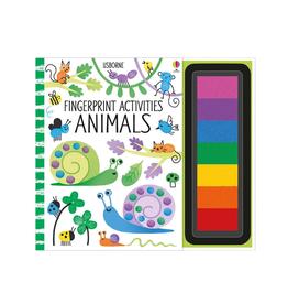 EDC Publishing Fingerprints Activities - Animals