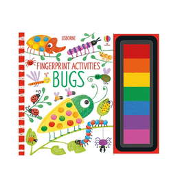 EDC Publishing Fingerprints Activities - Bugs