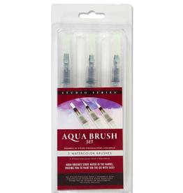 Peter Pauper Press Studio Series Aqua Brushes