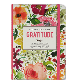 Peter Pauper Press A Daily Dose of Gratitude Journal