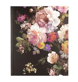 Peter Pauper Press Oversized Journal - Midnight Floral