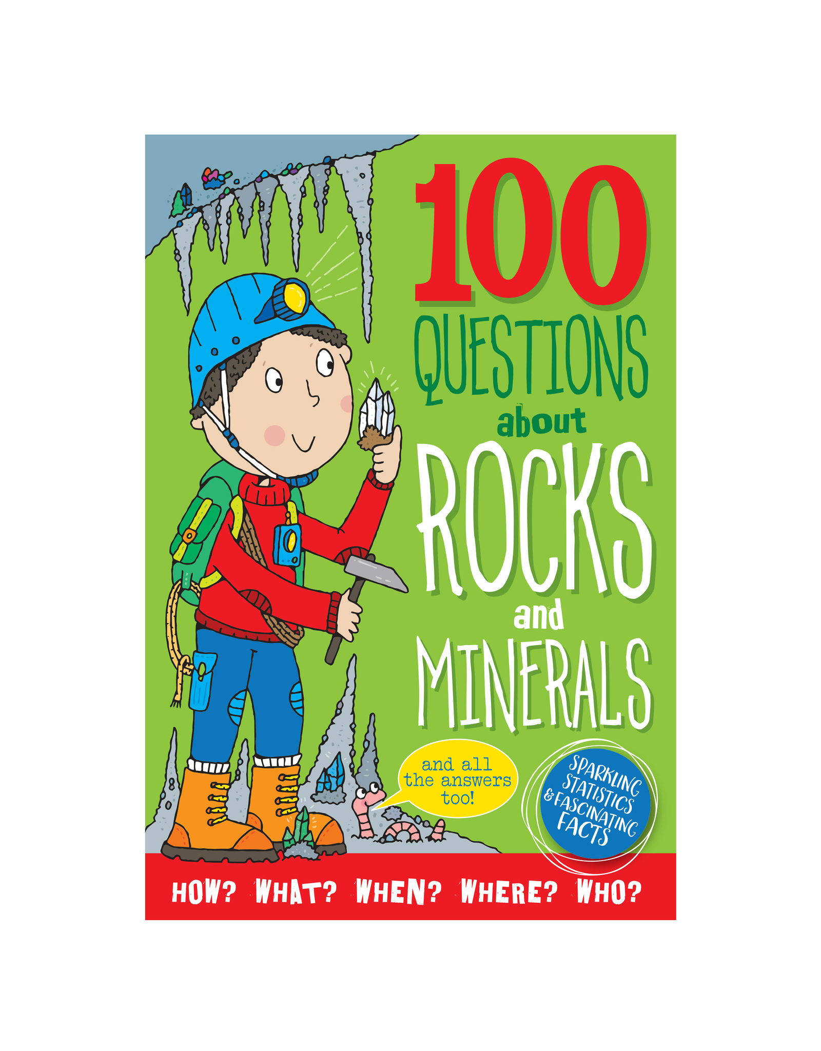 Peter Pauper Press 100 Questions About Rocks & Mineral