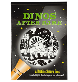 Peter Pauper Press Shadow Book: Dinos After Dark