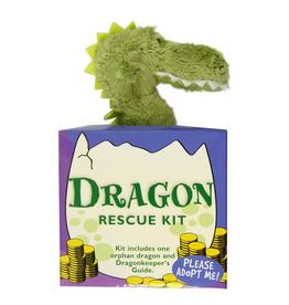Peter Pauper Press Plush Kit: Dragon Rescue
