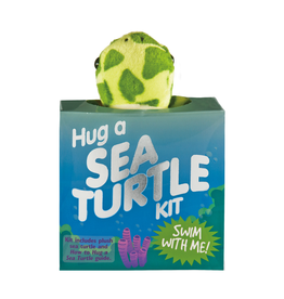 Peter Pauper Press Plush Kit: Sea Turtle