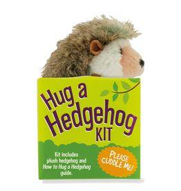 Peter Pauper Press Plush Kit: Hedgehog