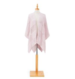 Chenille Kimono - Blush