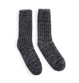 Men's Slipper Socks - Navy