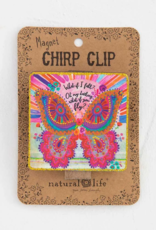 If You Fly Chirp Magnet Clip