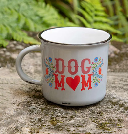 Dog Mom Camp Mug