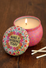 A Difference Mini Candle Tin
