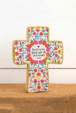 Trust In The Lord Wooden Cross