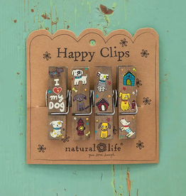 I Love My Dog Chip Clips