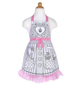 Great Pretenders Colour-An-Apron - Cupcakes