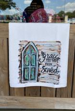 By Grace Microfiber Towel