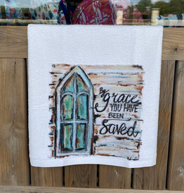 By Grace Microfiber Towel