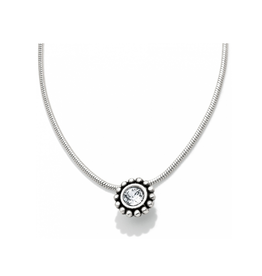 Brighton Twinkle Petite Necklace - Silver