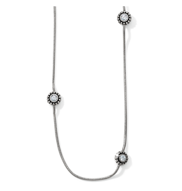Brighton Twinkle Long Necklace - Silver