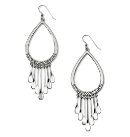 Brighton Marrakesh Oasis French Wire Earrings - Silver