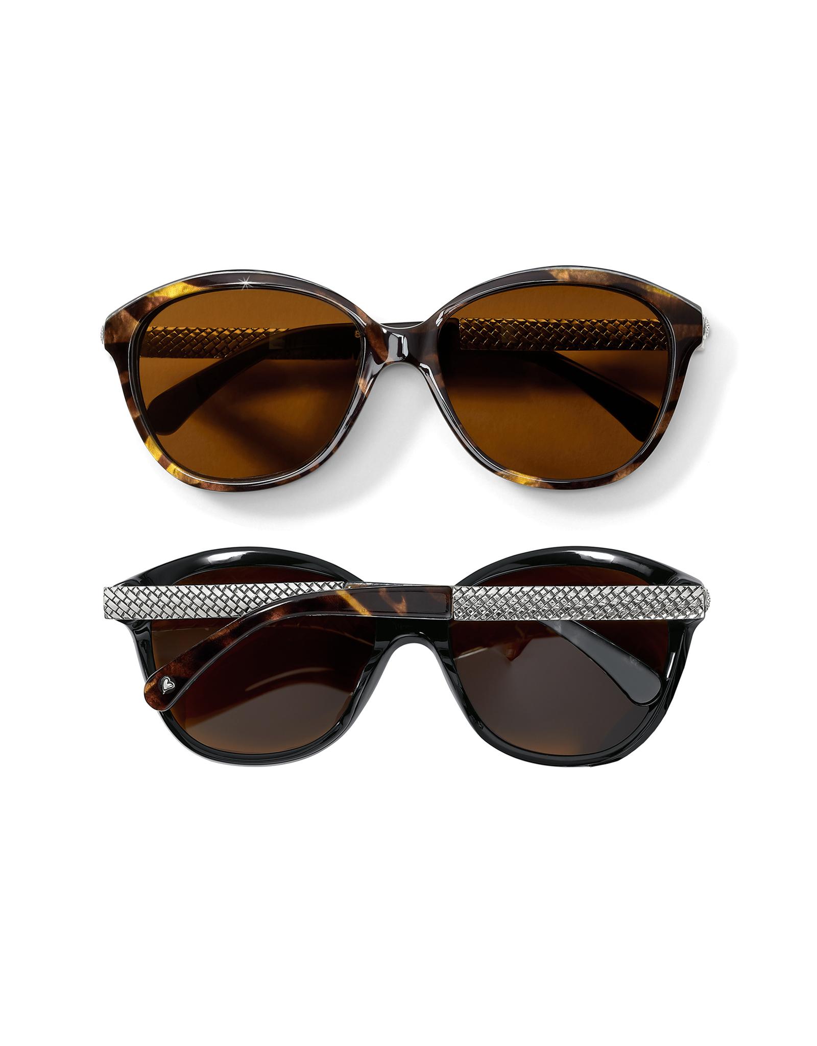 Brighton Ferrara Novella Sunglasses - Tortoise