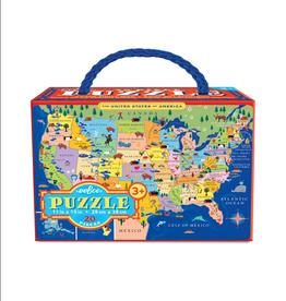 United States 20 Pc Puzzle