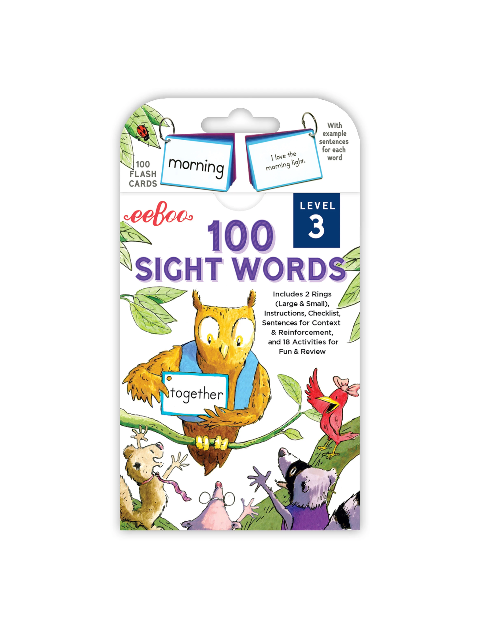 100 Sight Words Level 3