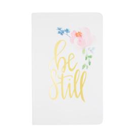 Eccolo Bible Journal - Be Still