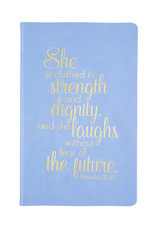 Eccolo Bible Journal - Strength & Dignity