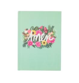 Eccolo Mint Amen Journal 5x7