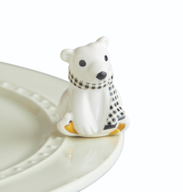 nora fleming Polar Bear Mini A254