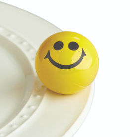 nora fleming Smiley Face Mini A257