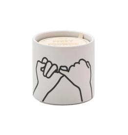 Paddywax Impressions Candle - Wild Fig & Cedar