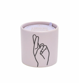 Paddywax Impression Candle  - Wisteria & Willow