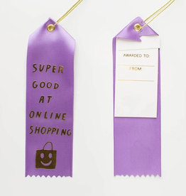Super Online Shopper Ribbon