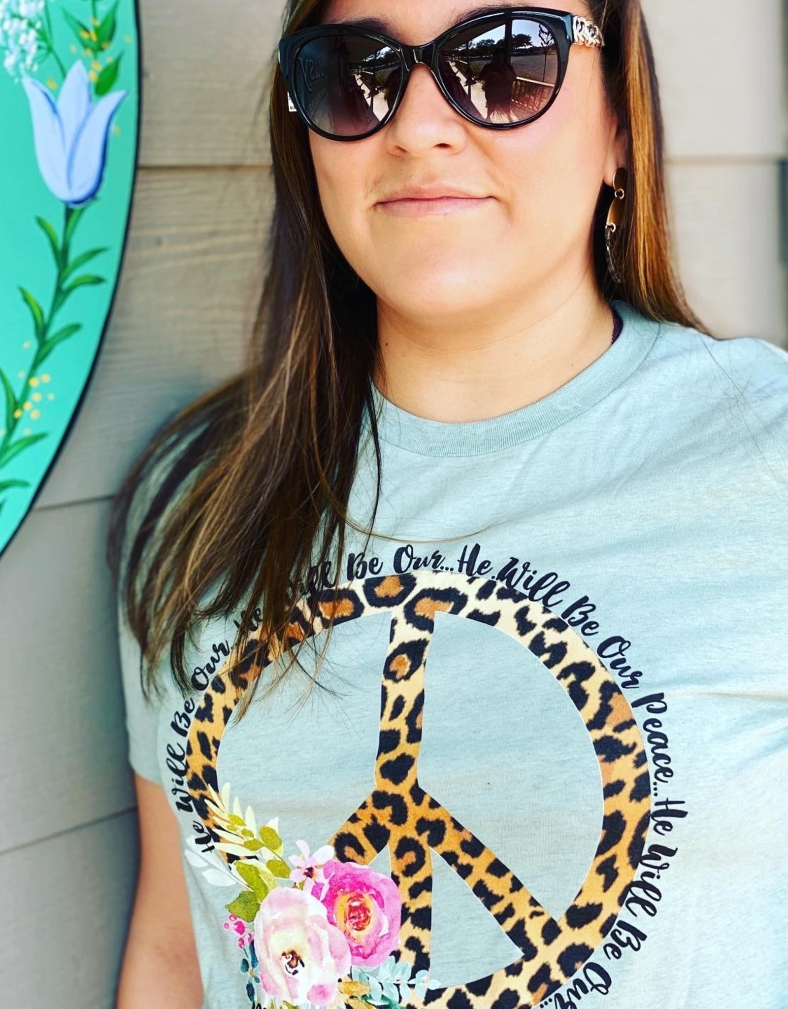 Be Our Peace Tee