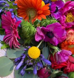 Paint-by-Number - Brilliant Bouquet