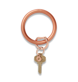 O Venture Silicone O-Ring - Rose Gold