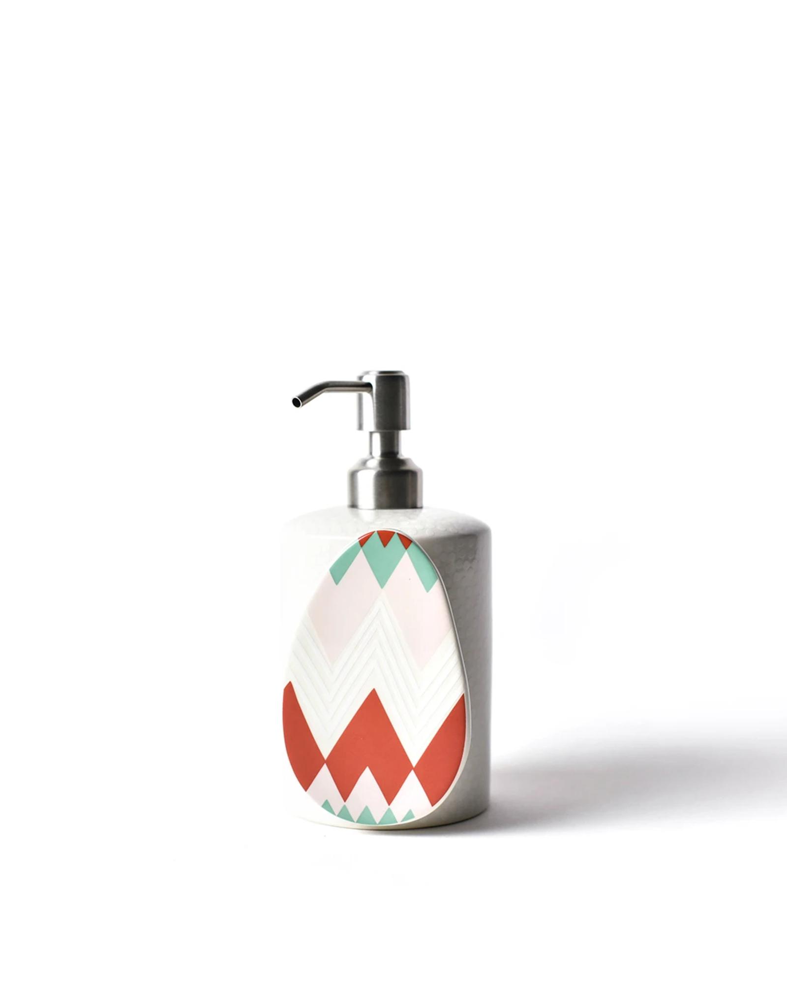 Coton Colors Cylinder Soap Pump - Small Dot