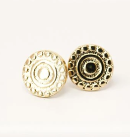 Pieces of Me Confident Earrings - Gold