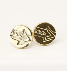 Pieces of Me Leader Earrings - Gold
