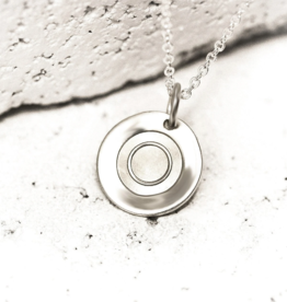 Pieces of Me Bold Necklace - Silver