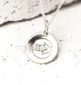 Pieces of Me Leader Necklace - Silver