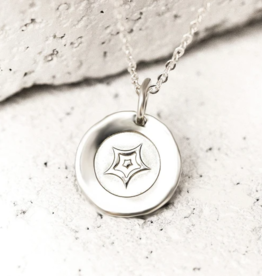 Pieces of Me Passionate Necklace - Silver