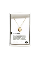 Pieces of Me Ambitious Necklace - Gold