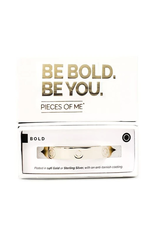 Pieces of Me Bold Cuff - Gold