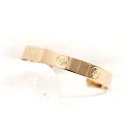 Pieces of Me Passionate Cuff - Gold