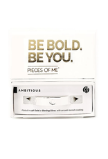 Pieces of Me Ambitious Cuff - Silver